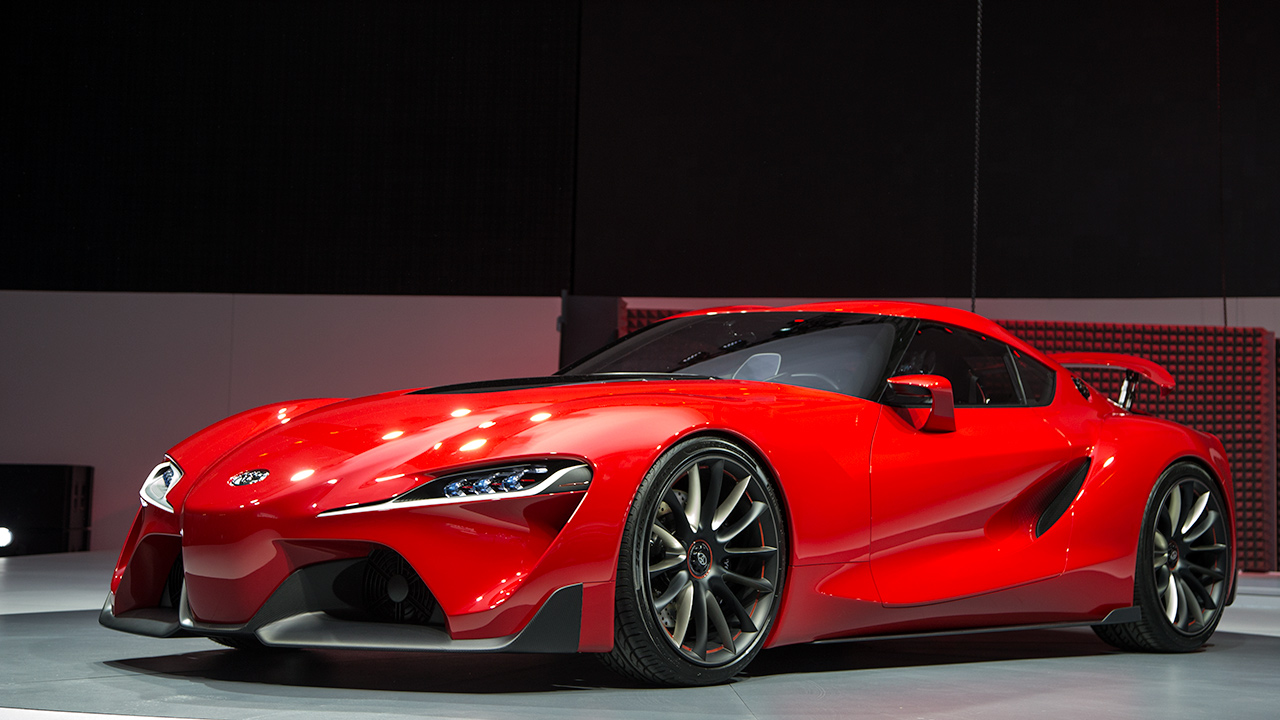 2017 toyota ft1 engine specs car release price specs