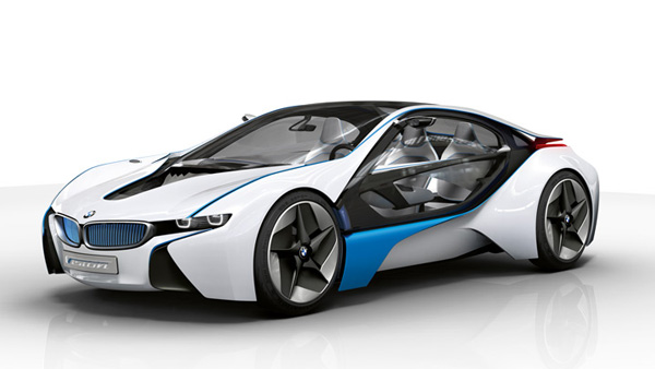 BMW i8 design