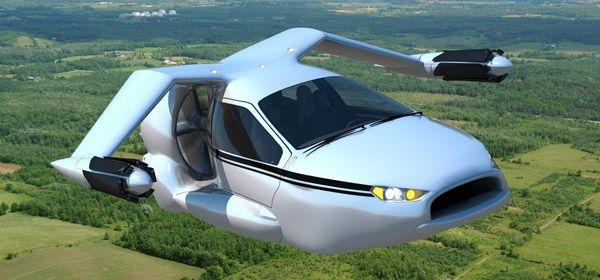 voiture aérienne