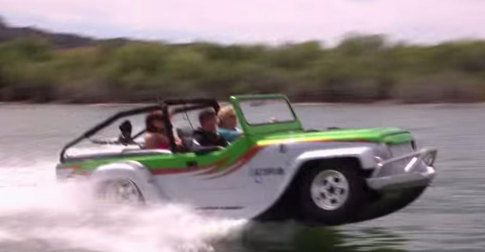 honda fabrique la voiture amphibie la plus rapide du monde acc s autos. Black Bedroom Furniture Sets. Home Design Ideas