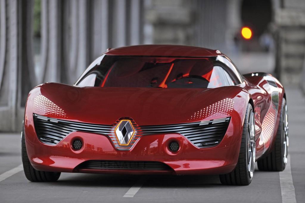 Renault Dezir concept-car