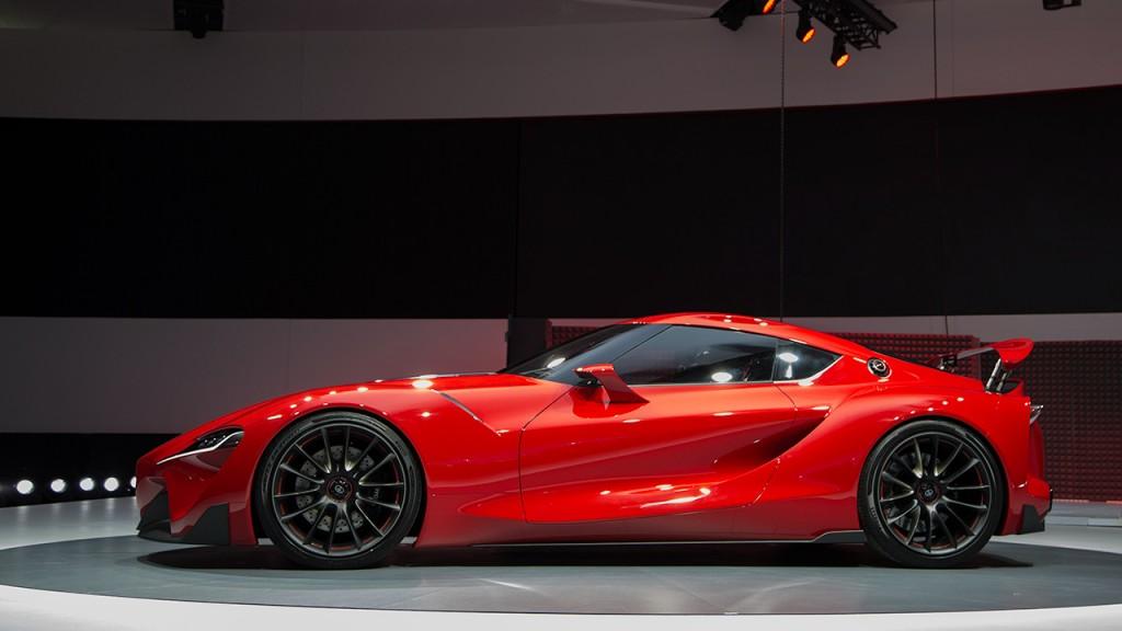 voiture toyota Concept-car