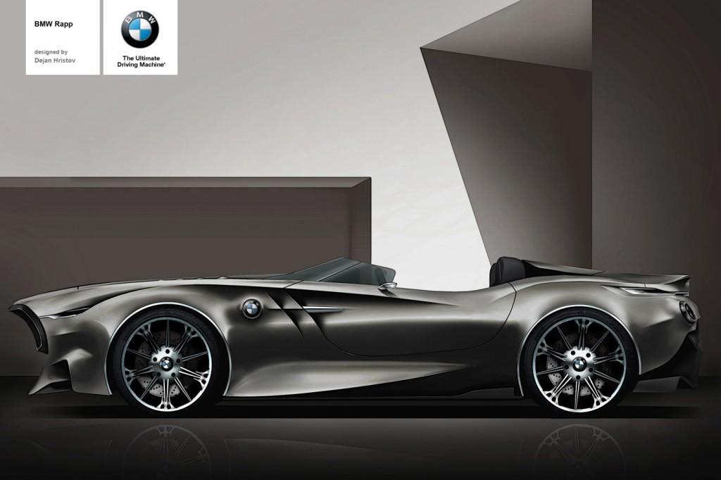 voiture BMW Rapp-Concept car