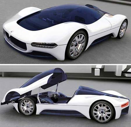 concept car : design voiture du futur