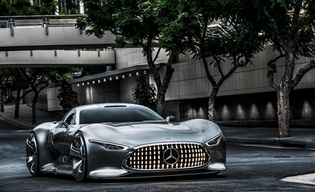 concept car voiture du futur