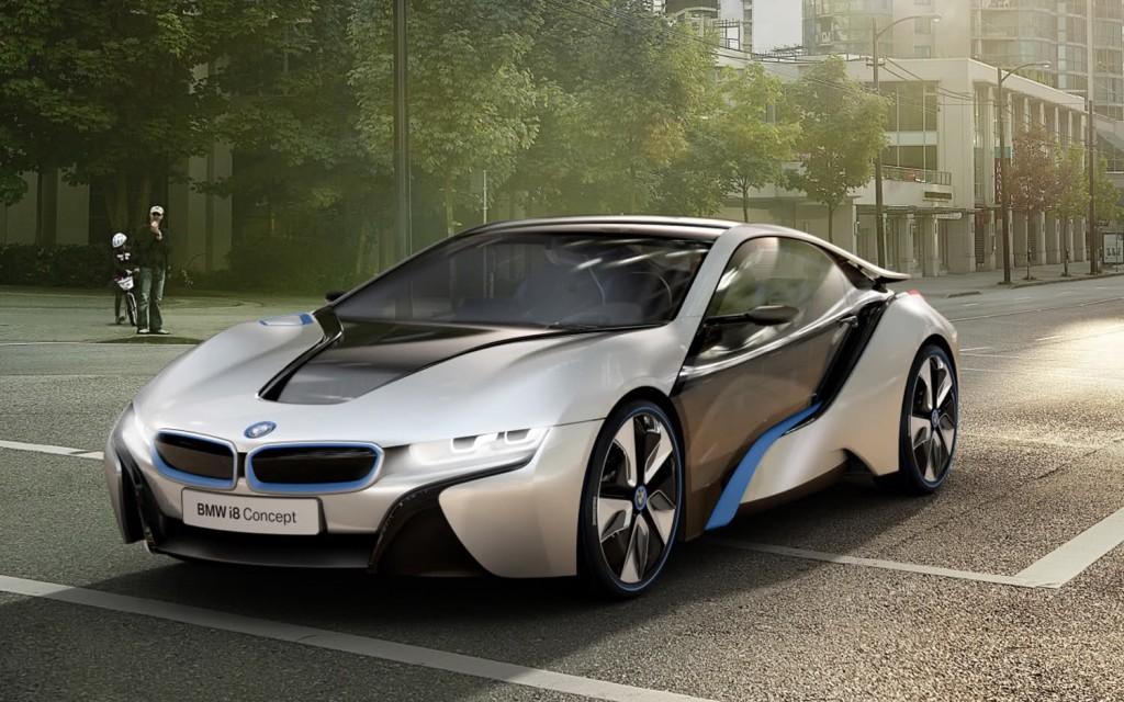 voiture du futur concept-car design